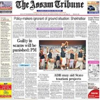 Read today The Assam Tribune Newspaper