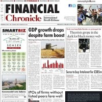 Read today Financial Chronicle Newspaper