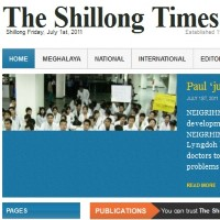 Read today Shillong Times Newspaper