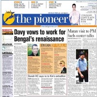 Read today The Pioneer Newspaper
